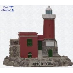Faro da collezione di Ischia
