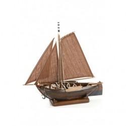 Barca da pesca legno