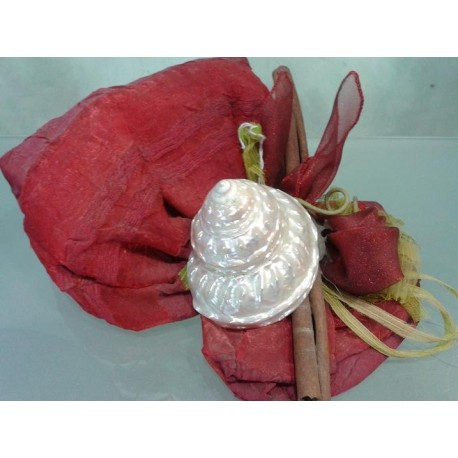 Bomboniere marine: sacco rosso linea crash