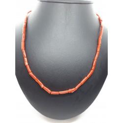Collana  corallo rosso
