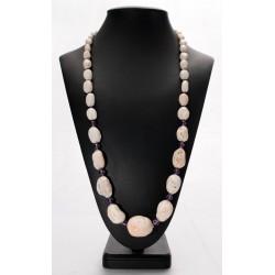 Gioielli in corallo: Collana corallo rosa