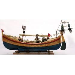 Barca da pesca Lampara